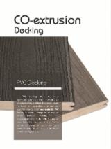 Exterior Decking for sale. Wholesale Exterior Decking exporters - FSC PVC WPC Co-Extrusion Decking