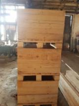 Crates Pallets And Packaging - New Crates Romania