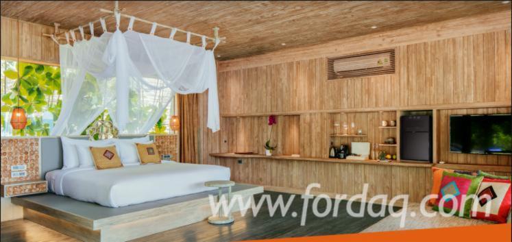 Paneles Para Pared Interior Lambriz Pino Radiata Vietnam En Venta - Paneles-para-paredes-interiores