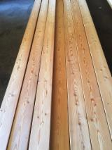 B2B WPC Terrassenböden Zu Verkaufen - Kaufen Und Verkaufen Auf Fordaq - Lärche , Sibirische Lärche, Belag (4 Abgestumpfte Kanten)