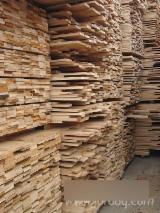 Sawn and Structural Timber - European KD White Oak Planks, 27x80 mm