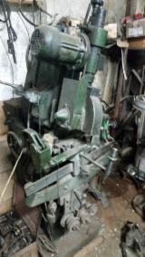 Manual Stellite Tipping Machine - Used Ungheni 1990 Manual Stellite Tipping Machine For Sale Romania