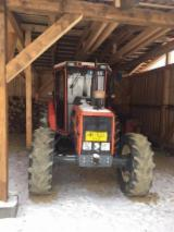Oprema Za Šumu I Žetvu Poljoprivredni Traktor - Poljoprivredni Traktor SAME Polovna Rumunija