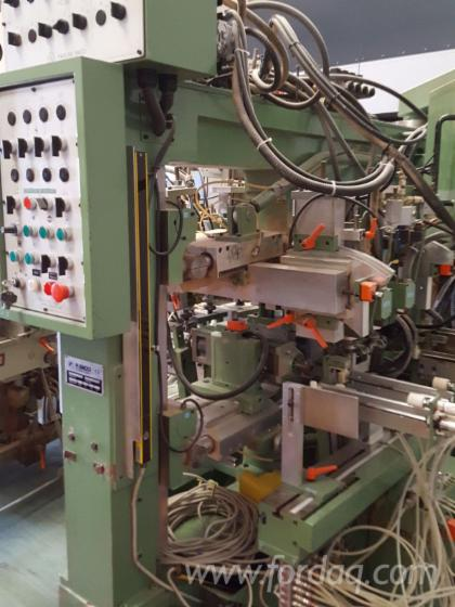 Used-Bacci-MX90--Mortising-Machine-With