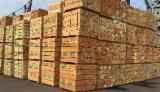 Pallets En Verpakkings Hout Azië - Douglas , Den  - Grenenhout, Gewone Spar  - Vurenhout, 500 m3 per maand