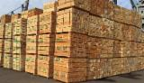 Spruce Sawn Timber - KD Fir/ Spruce/ Pine Timber for Pallets