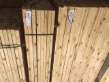Softwood  Sawn Timber - Lumber Beams - Swedish Pine Planks, 50 x 125, V, LP