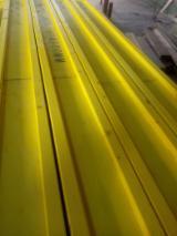 Lamellé Collé, Poutres En Bois Abouté Asie à vendre - Vend Poutres Composites À Membrures (Poutre En I )