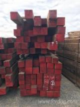 木制品供应 - 木梁, 柚木