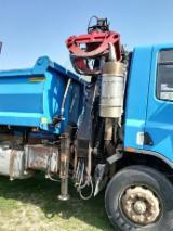Oprema Za Šumu I Žetvu Kamion - Kamion DAF Polovna Rumunija