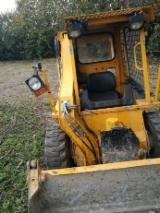 Bobcat Woodworking Machinery - Used Bobcat Forklift For Sale Romania