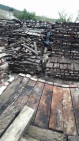 Solid Wood Flooring - 22 mm Oak Parquet S4S Romania
