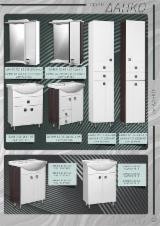 Bathroom Furniture - MDF/ Particle Board Bathroom Sets