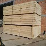 AD Rough Sawn Spruce Timber