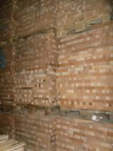 Sawn And Structural Timber Germany - FFC Beech Squares, 38 x 38 mm