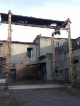 Used Beam Crane, 3+ Tons