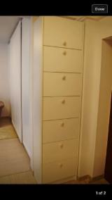 Bedroom Furniture For Sale - Contemporary MDF panel Storage Romania