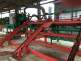 Mebor Woodworking Machinery - Used Mebor SDH 340 E 2011 Double And Multi Blade Saws For Sale Romania
