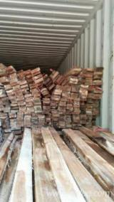 Asia Sawn Timber - Rubberwood Planks, 5 cm