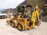 Services And Jobs - JCB backhoe loader for rent in Iasi, Romania
