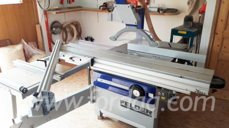 Used-FELDER-K-700-P-2012-Circular-Saw-For-Sale