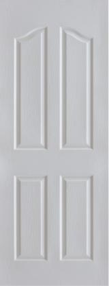 Mouldings and Profiled Timber - White Grain Door Skin Panels