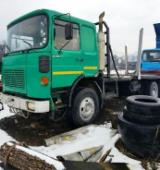 Short Log Truck - Used -- Short Log Truck Romania