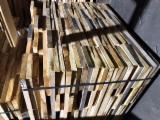 Hardwood  Sawn Timber - Lumber - Planed Timber For Sale - Dry Chestnut Planks, 27; 40 mm