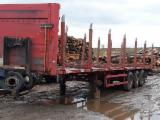 Moving-Floor Trailer - Used -- Moving-Floor Trailer Romania