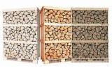 联合王国 - Fordaq 在线 市場 - 劈好的薪柴-未劈的薪柴 薪碳材/开裂原木 白色灰, 桦木, 橡木