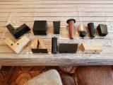 Wood Components - Beech/ Oak Wooden Legs For Sofas, Armchairs