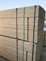 Panouri LVL - Vand LVL-lemn masiv laminat Pin Radiata China