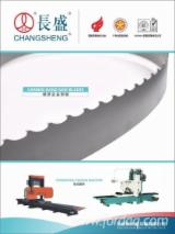 null - 带状锯片 Changsheng TCT Tungsten Carbide Band Saw Blades For Wood Cutting 全新 中国