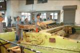 India Suministros - Venta Chapa Natural Teak Corte A La Plana, Mallado