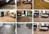 Laminate Flooring Vinyl Decorative Flooring - SPC Flooring With Embossing Finish