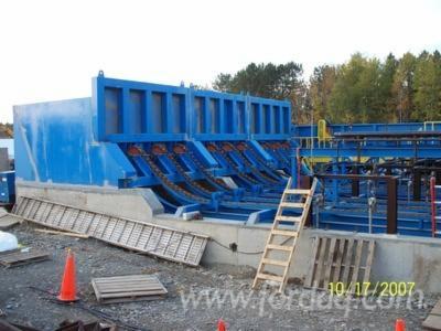 Stacja Sortowania Drewna Nowe Kanada Na Sprzedaż
