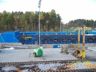 Stacja Sortowania Drewna Nowe Kanada