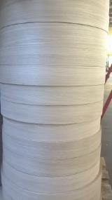 Sliced Veneer - European Oak Wrapping Veneer Rolls