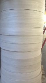 Sliced Veneer For Sale - European Oak Wrapping Veneer Rolls