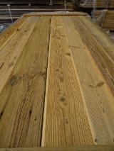 Finden Sie Holzlieferanten auf Fordaq - Antikholz - Antikholz, Sonnenverbrannte Bretter, Platten, 3D lamellen, Wandverkleidung, Fichte-Tanne-Kiefer