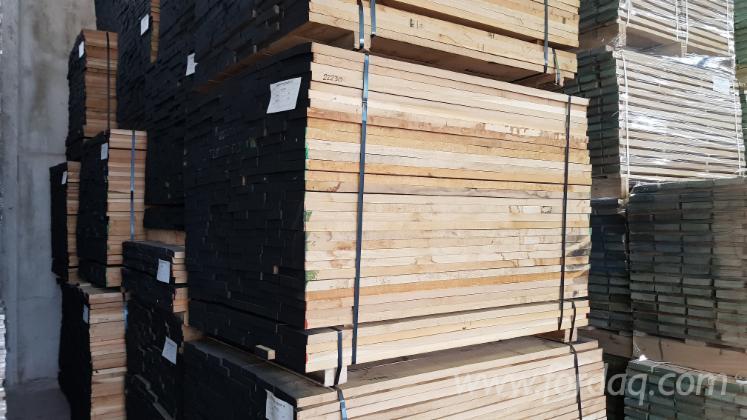 FAS-KD-Edged-Oak-Timber