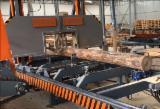 null - Neu Горизонталная Ленточка Пилорама Blockbandsäge, Horizontal Holzbearbeitungsmaschinen Russland zu Verkaufen