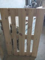 Pallets – Packaging - New Pine Euro Pallets