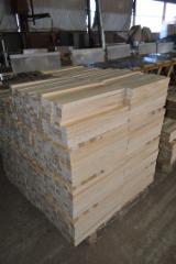 Houten Onderdelen, Lijstwerk, Deuren& Ramen, - Europees Loofhout, Massief Hout, Berken