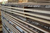 Unedged Hardwood Timber - Unedged Loose Birch Planks, A Quality, 21+ mm thick