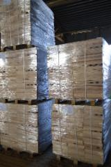 Hardwood  Sawn Timber - Lumber - Planed Timber For Sale - Birch Planks, AA quality (with heart coloring)