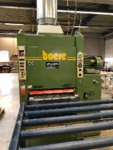 Strojevi Za Obradu Drveta - Gladilica S Trakom Boere TKS 600 Polovna Holandija