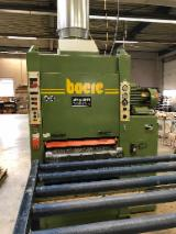 Machinery, Hardware And Chemicals - Used Boere Sanding Machine