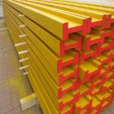 Sawn and Structural Timber - Chinese Pine I-Joist H20 Formwork Beams