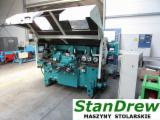 Gebraucht Gubisch AG/GS 220 1997 Kehlmaschinen (Fräsmaschinen Für Drei- Und Vierseitige Bearbeitung) Zu Verkaufen Polen